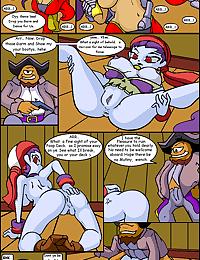 Shantae and the Perverts Curse