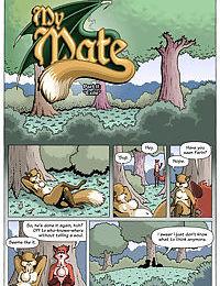My Mate. Part 1 Complete- Part 2 - part 6