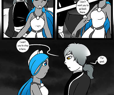 Between Kings and Queens - part 6