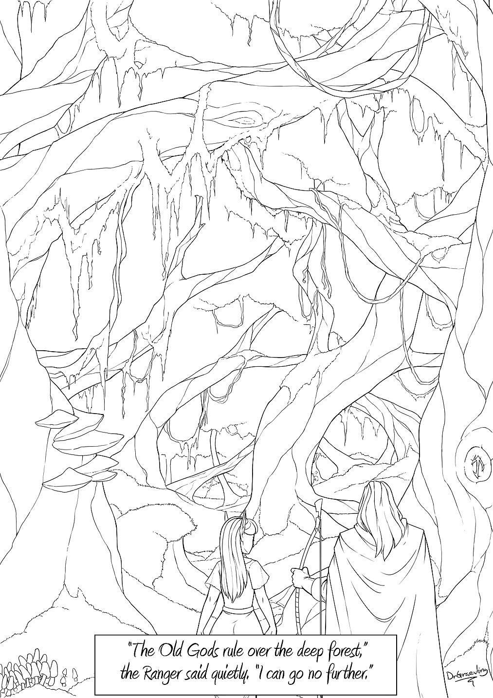 Colouring Book - part 4