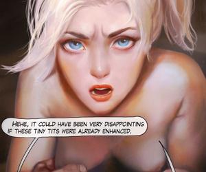 Reward 04 - Mercy- Katarina- Dark Elementalist Lux - part 2