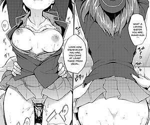 Nishizumi Shimai Ryoujoku - Nishizumi Sisters Sexual Assault