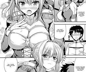 Nero-chama ga Osotte Kita!!