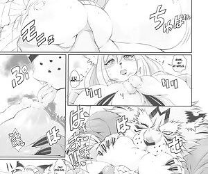 Mahou no Juujin Foxy Rena 12