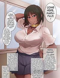 Nekura Megane ♀ - The Creepy Glasses Girl - part 3