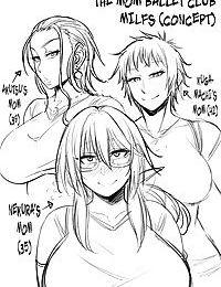 Nekura Megane ♀ - The Creepy Glasses Girl - part 7