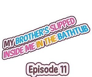 My Brothers Slipped Inside Me in The Bathtub - part 5