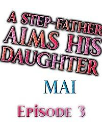 A Step-Father Aims His Daughter - part 2