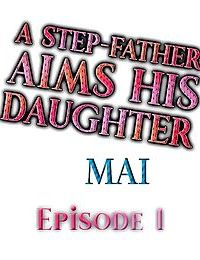 A Step-Father Aims His Daughter