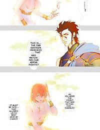 Princess and Warrior