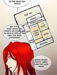 Cartoonists NSFW Season 1 Chapter 1-30 - part 19