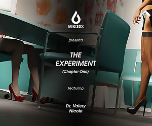 The Experiment 01 - part 5