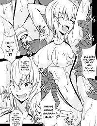 Itsumi Erika ga Kusuguri nanka ni Kuppuku Suru Wake ga Nai!!