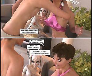 Sindy Anna Jones ~ The Lithium Comic. 03: Jack / Off - part 4
