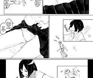 Sachie-chan wa Chiisakushitai - Sachie-chan Wants to Make Him Smaller