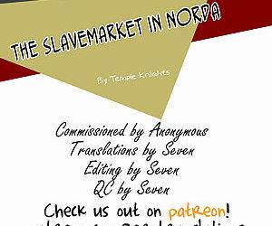 The Slavemarket in Norda