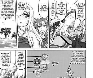 Teitoku no Ketsudan Zettai Kokubouken - Admirals Decision: Absolute National Defense Zone - part 2