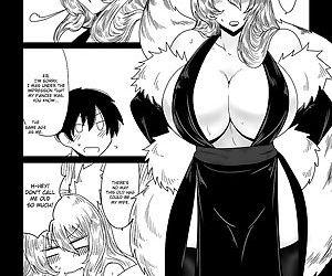 Kitsune ni Mukoiri. - Getting Married to a Mature Fox.