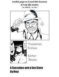 Succubus-san to Seidorei - Succubus and Sex Slave