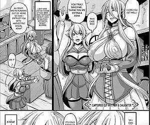 Aijyou no Injoku - - Captured Elf Mother Daughter