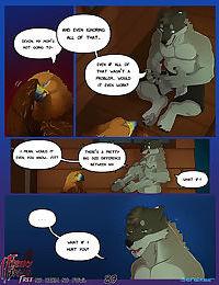 No Harm No Fowl - part 6