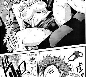H♥ERO!! 2 Side Bakugo Mama - Героиня!! Другая сторона мамы Бакугоу