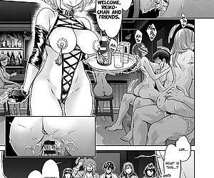 Ishoku Bitch to YariCir Seikatsu Ch. 1-6 - The Fuck Clubs Different Hues of Hoe Ch. 1-6 - part 5