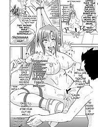 Haiboku Heroine A - Defeated Heroine A - part 2