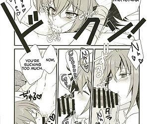 Kenou-sama no Shigotochuu ni Kamatte Moraou to Shitara Icha Love Sukebe Sareta Hon. - Having Loving Sex with Sage-King When I Asked Him to Pamper Me While He Was Working