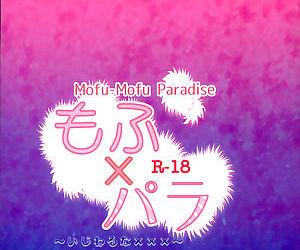 Mofu x Para ~Ijiwaruna xxx~ - Mofu Mofu Paradise - part 2