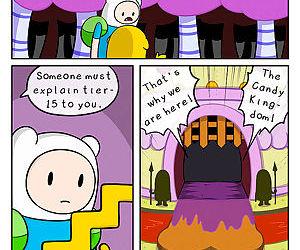 - Adventure Time - El Finn - English
