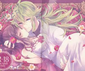 [my pace world (Kabocha Torte)make love ~ Dare yori mo kimi o aisu ~(Pokémon Black and White)[English] [cedr777]