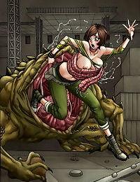 Resident Evil Series - Rebecca Chambers
