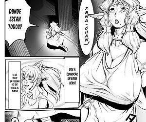Isekai ni Shoukan sareta Ore ga Kourusai Elf Oyako o Onahoka shite Yaru Ken