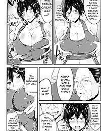 Asuka-ppai!!