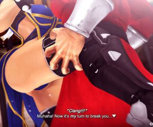 STREET FIGHTER / CHUN-LI - THE BLOODSTAINED ROSE 2