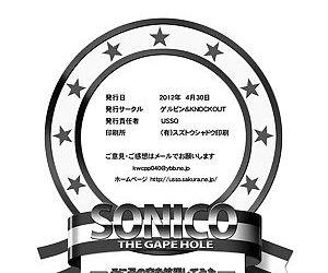 SONICO THE GAPE HOLE