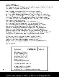 Issho ni Futanari Practice 4 - part 2