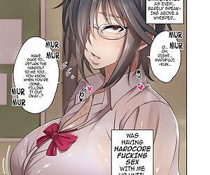Nekura Megane ♀ - The Creepy Glasses Girl