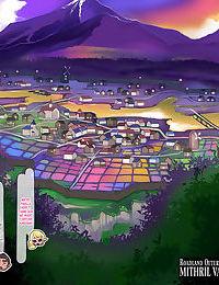 Kuromajo no Koukotsu - The Black Witchs Ecstasy ch.1-2 =LWB=