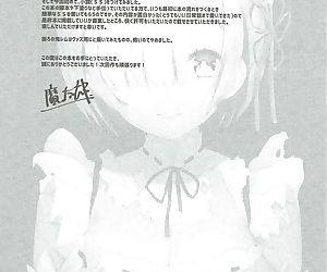 Rem no Ecchi na Nayami o Kaiketsu shitekudasai - Please Help Release Rems Pent Up Sexual Frustration