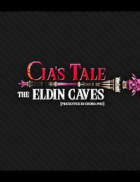 HYRULE WARRIORS/ CIAs TALE - THE ELDIN CAVES