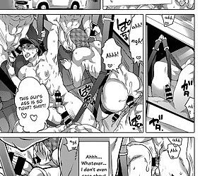 Kamimachi Danshi Pakopako Bitchhike - part 2