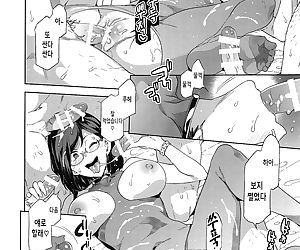 Naomi Kaede wa Majime de Sukebe - 나오미 카에데는 성실한데 변태 - part 2