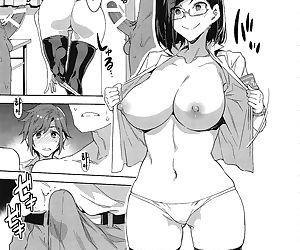 Naomi Kaede wa Majime de Sukebe - 나오미 카에데는 성실한데 변태