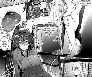 Yamato-san wa Se ga Takai. 4