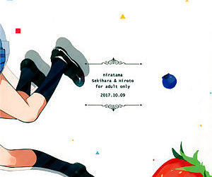 strawberry fraisier - part 2
