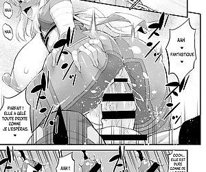 Ibuki no Yuusha Kyousei Kyonyuuka Kikiippatsu! - Breath of the Hero : Crisis of the Forced Huge Breast Growth! - part 2
