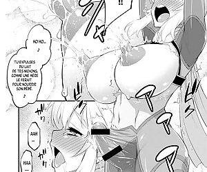 Ibuki no Yuusha Kyousei Kyonyuuka Kikiippatsu! - Breath of the Hero : Crisis of the Forced Huge Breast Growth!