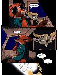The Broken Mask - part 4